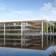 Foster + Partners designs headquarters for golf's PGA Tour in Florida