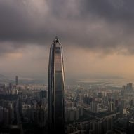 KPF's Shenzhen skyscraper is now fourth tallest in the world