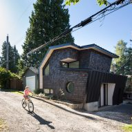 Point Grey Laneway by Campos Studio