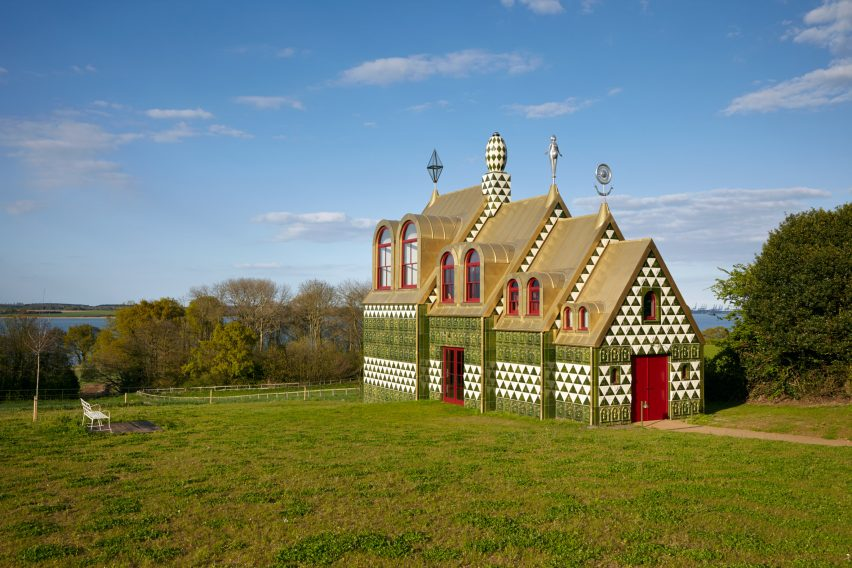 A House for Essex, UK, 2015, by FAT and Grayson Perry