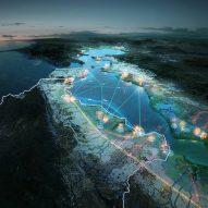 "HassellandMVRDV devise ""suite of adaptable structures"" to combat Bay Area flooding"