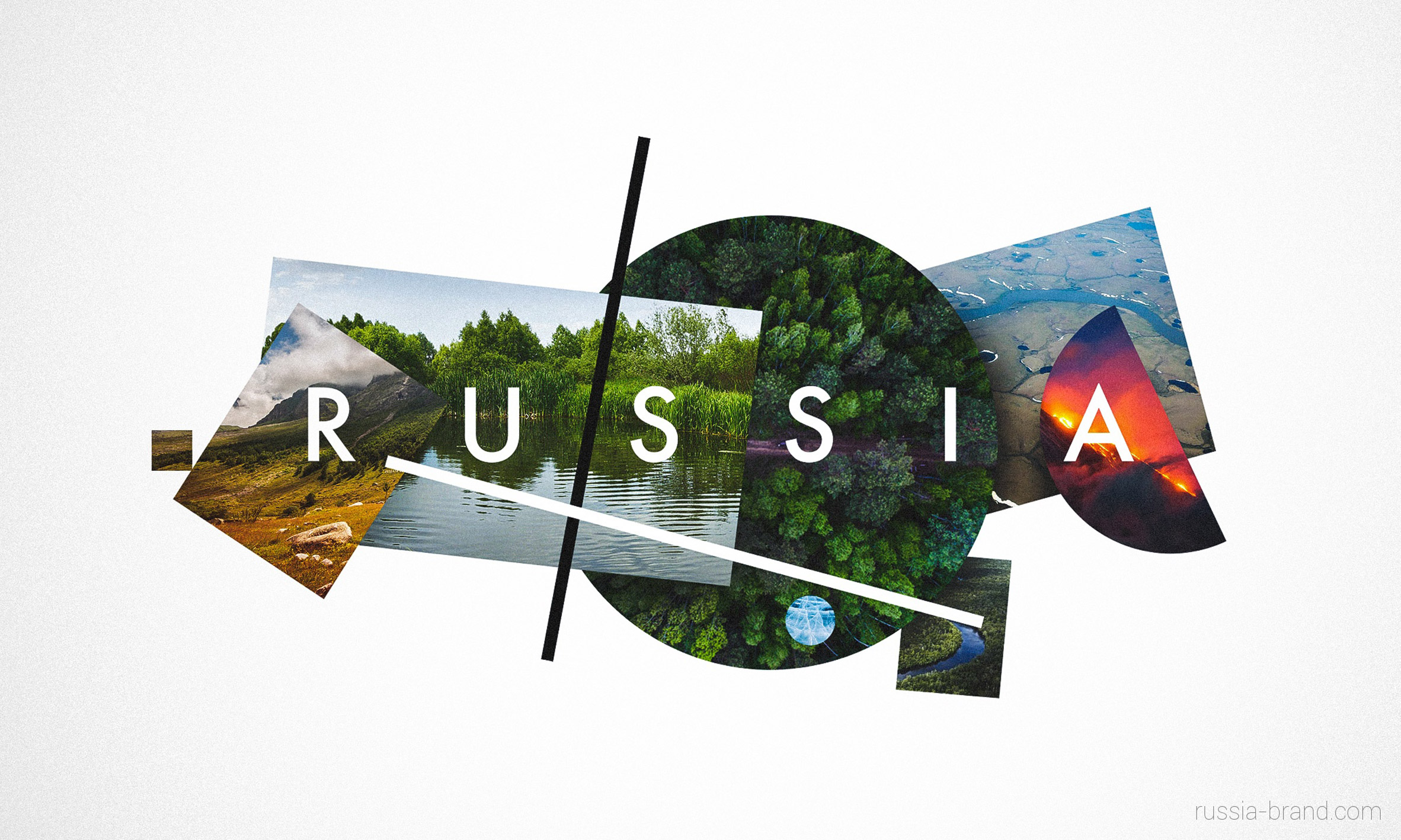Russia develops a tourist logo inspired by its famous