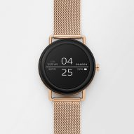 "Skagen's minimal smartwatch made without ""unnecessary complications"""