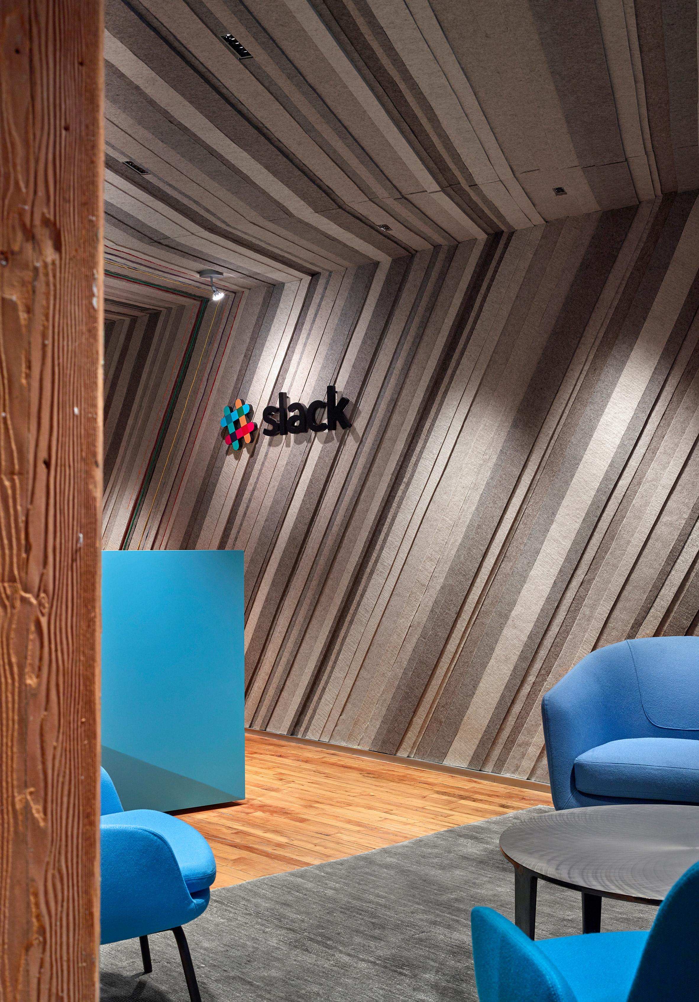 Slack Toronto Office by Dubbeldam Architecture + Design