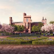 BIG revises Smithsonian campus masterplan in Washington DC