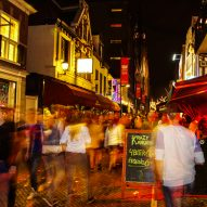"Eindhoven pioneers use of scent and light to ""influence the behaviour of people"" in crowds"