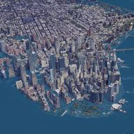 Surging Seas software shows potential impact of rising sea levels on US cities