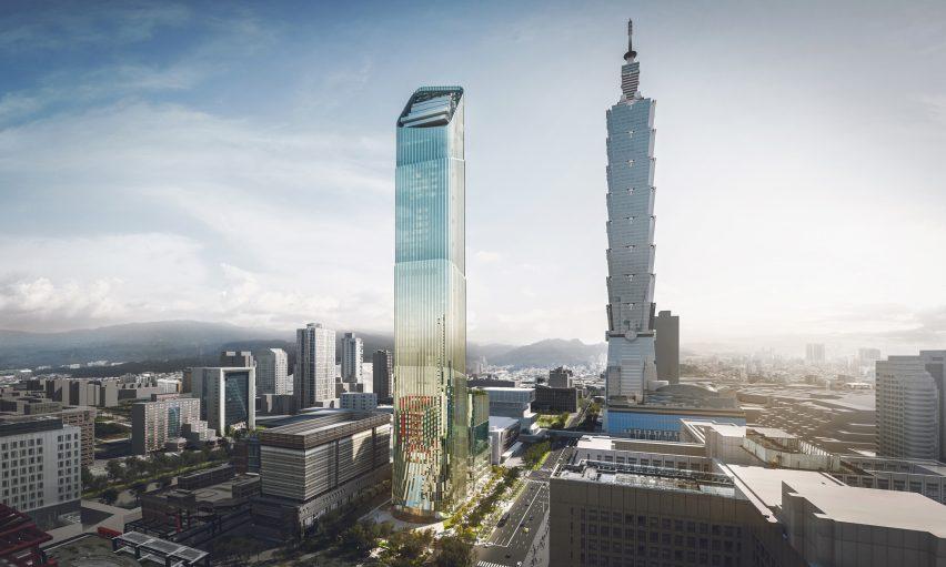 Taipei Sky Tower