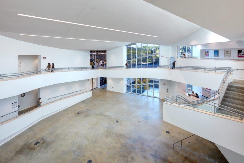 Taubman College by Preston Scott Cohen