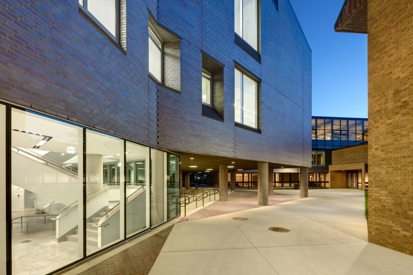 Taubman College by Preston Scott Cohen