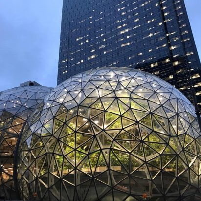 Amazon The Spheres