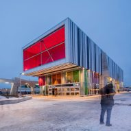 Will Alsop designs two colourful metro stations for Toronto's expanded subway