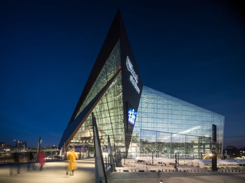 US Bank Stadium by HKS