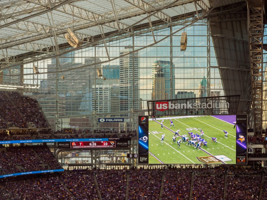 US Bank Stadium by HKS