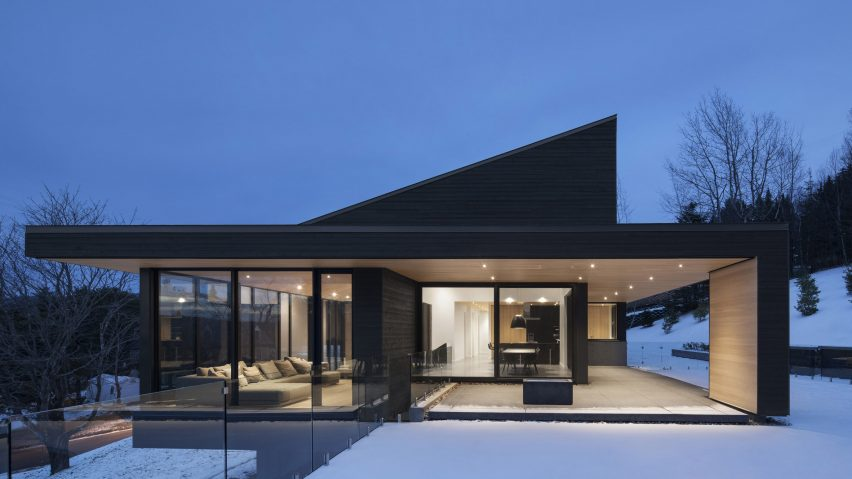 Villa Vingt by Bourgeois Lechasseur architects