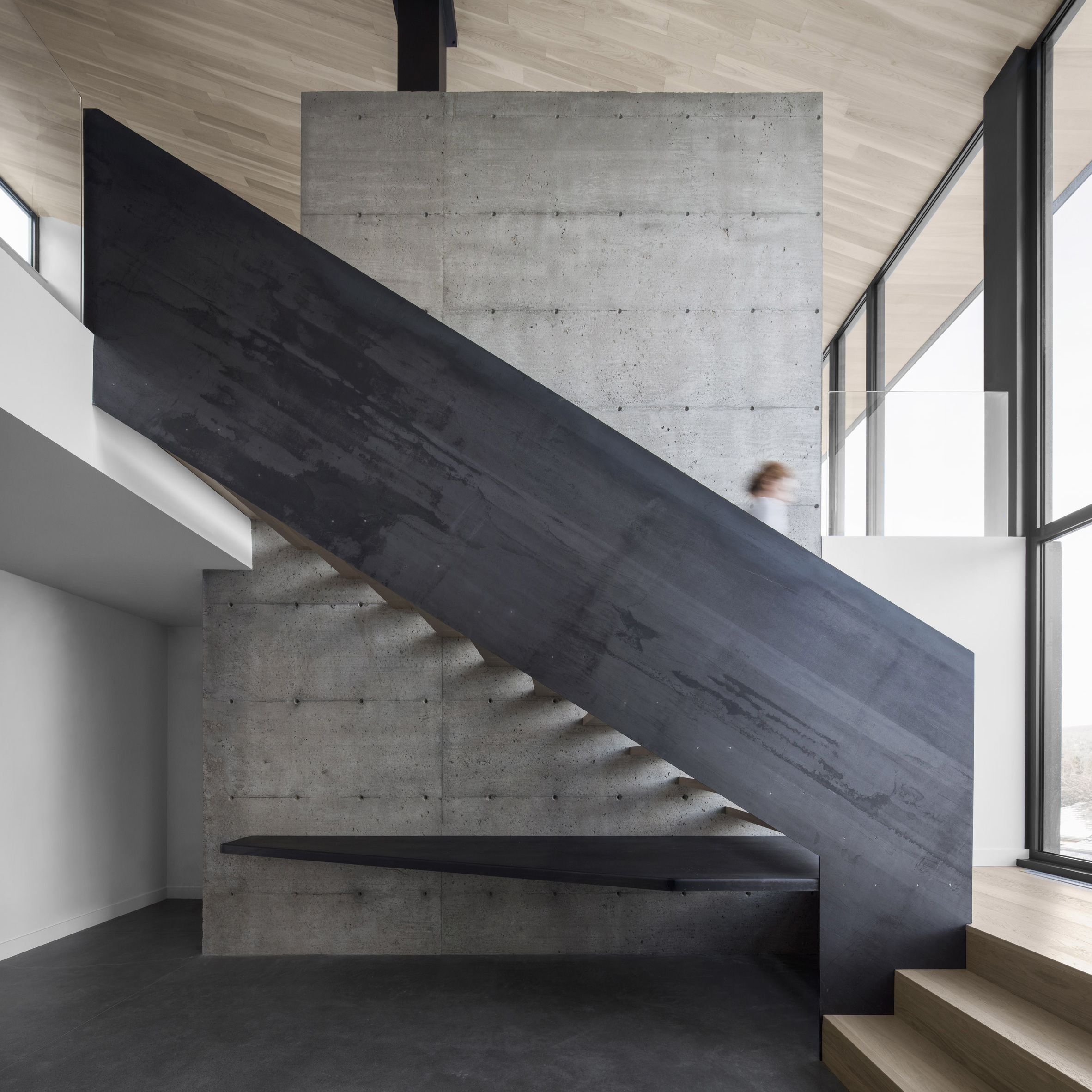 Types of stairs: design features, installation technology and reviews 23