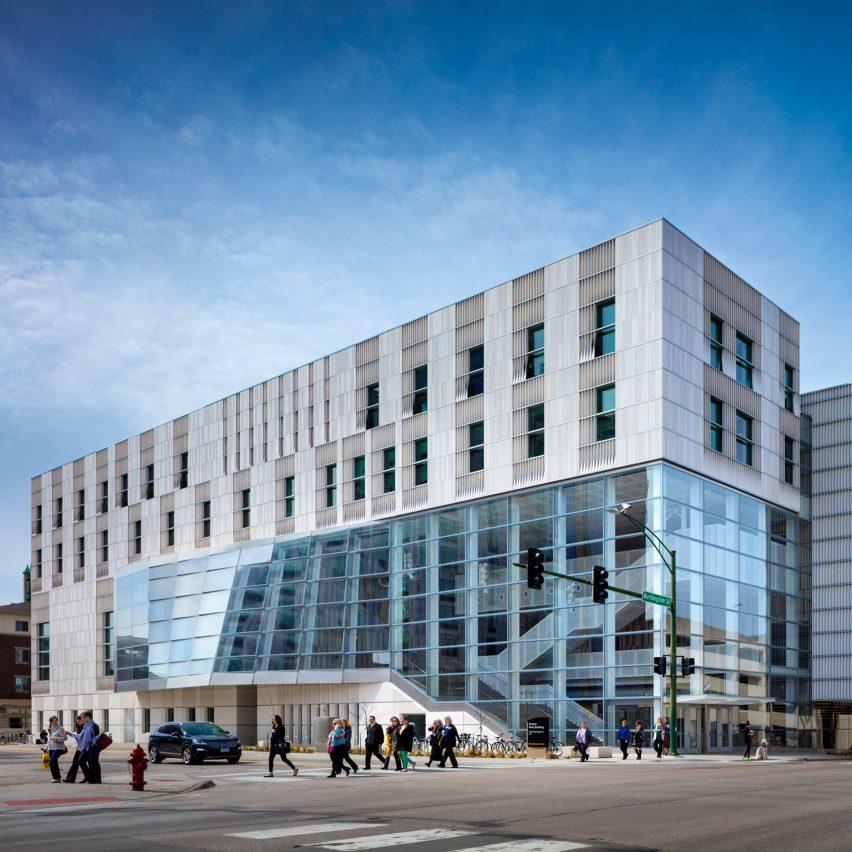 Voxman Music Building by LMN