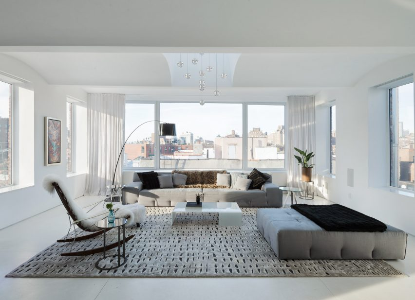 West Village Penthouse by TBD