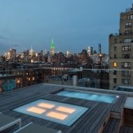 TBD overhauls West Village penthouse with rooftop deck and pool