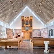 BNIM resurrects Missouri church with lightwells and exposed masonry