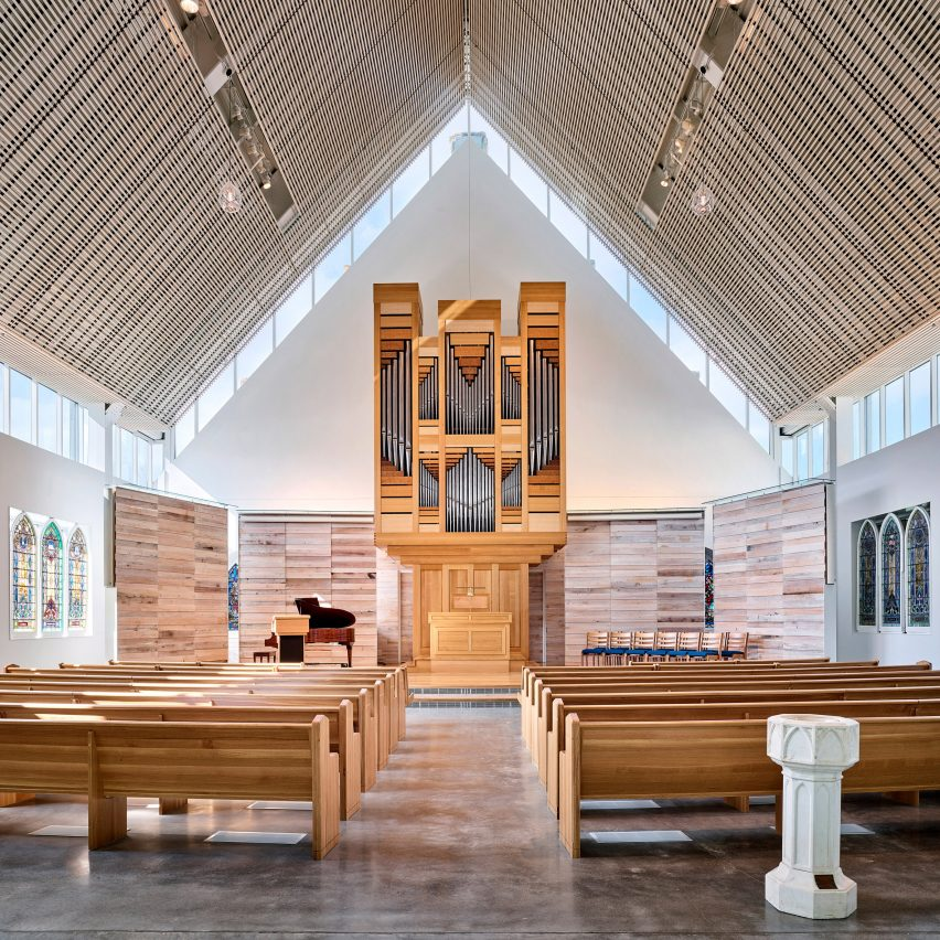 Westport Presbyterian Church by BNIM