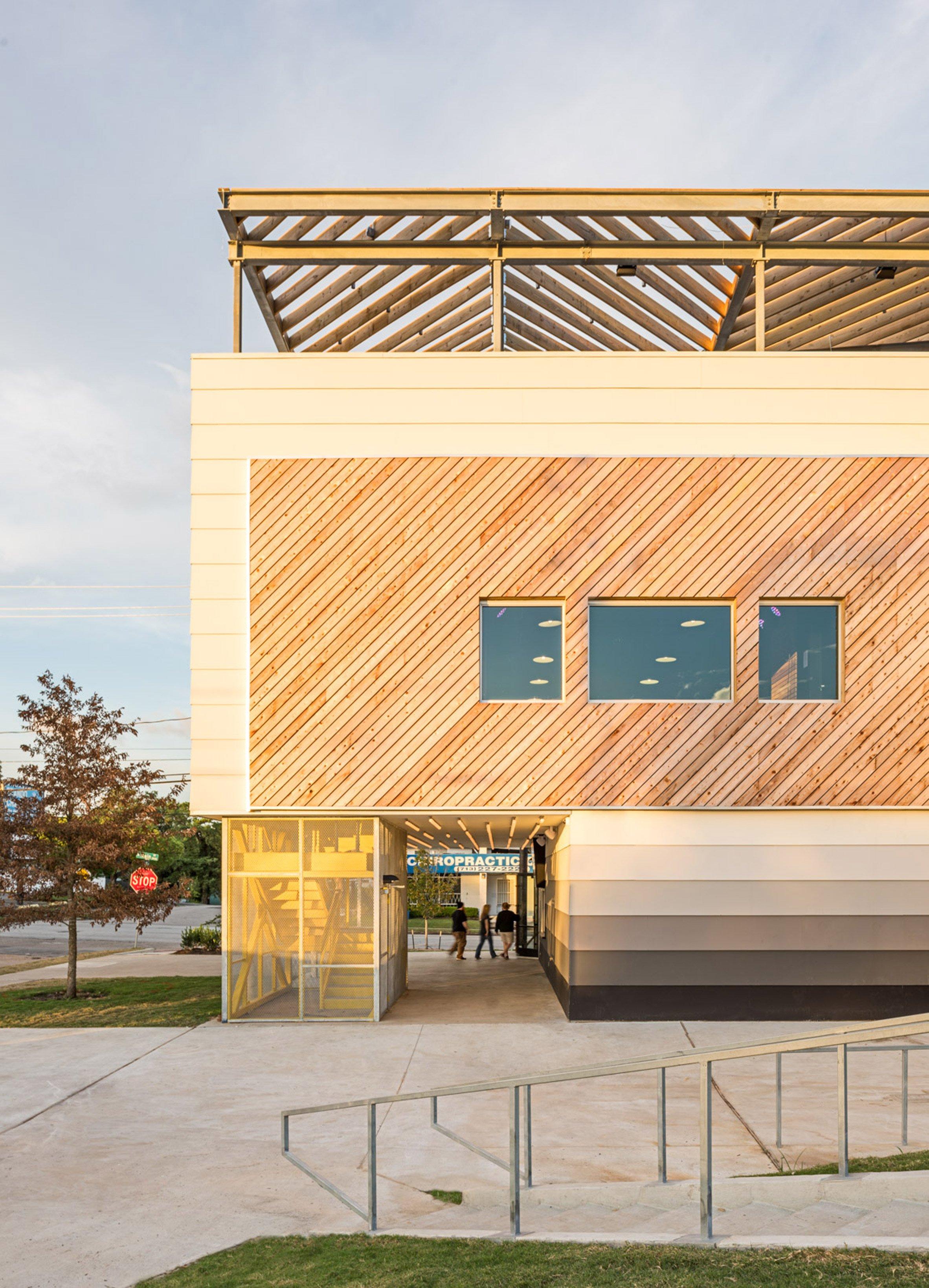 White Oak Music Hall by Schaum/Shieh