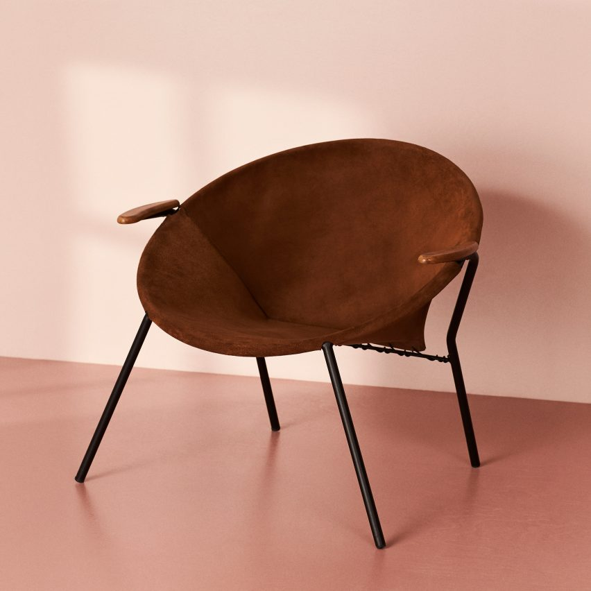 Balloon by Hans Olsen, 1950s - Mid-century furniture designs relaunched at Stockholm Design Week