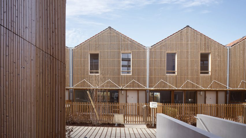 View The Best Wooden Architecture Via Our Updated Timber Pinterest Board