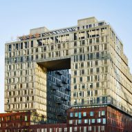 SHoP completes first building at Brooklyn's Domino Sugar Factory site