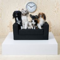 10 designs for dogs, from miniature IKEA furniture to a canine-friendly staircase