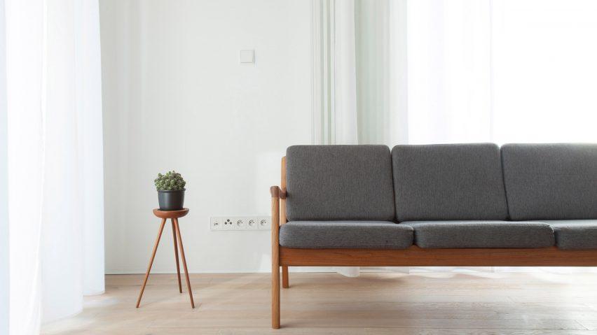 Thisispaper Studio creates minimal holiday home for design enthusiasts