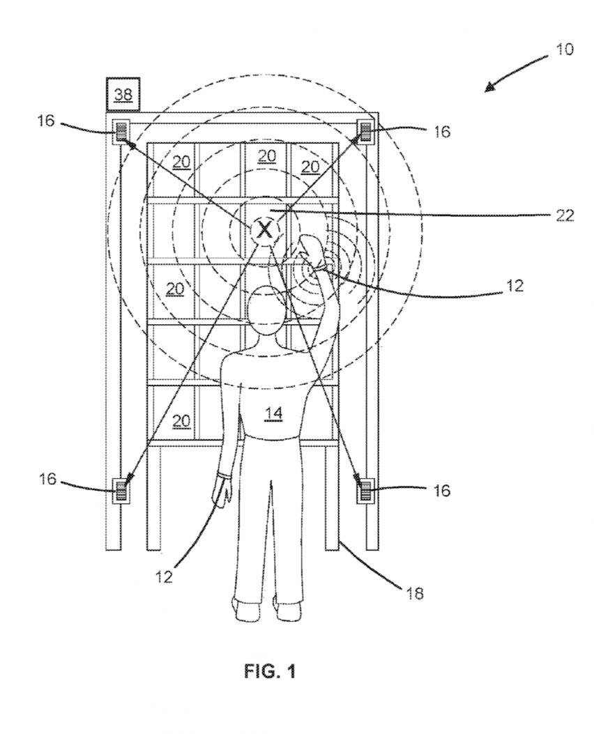 Amazon patents wristband that tracks employees' movements | Dezeen