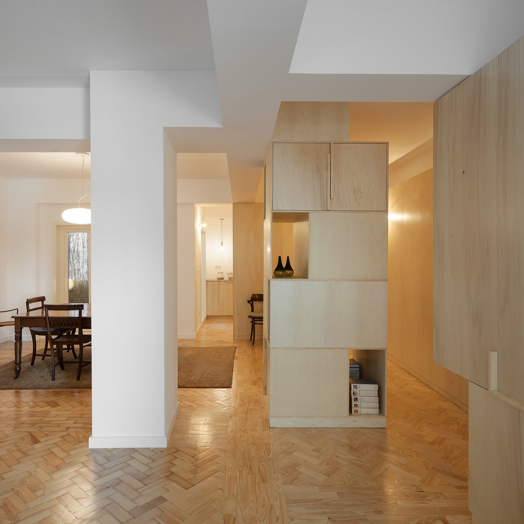... Apartment Largo Soares Do Reis By Cubículo Architects