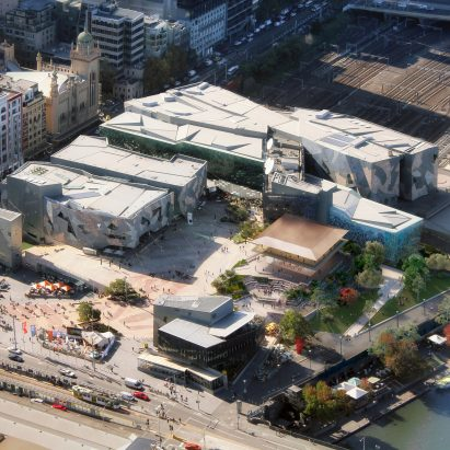 """Apple may be the lesser of all evils for Federation Square"""