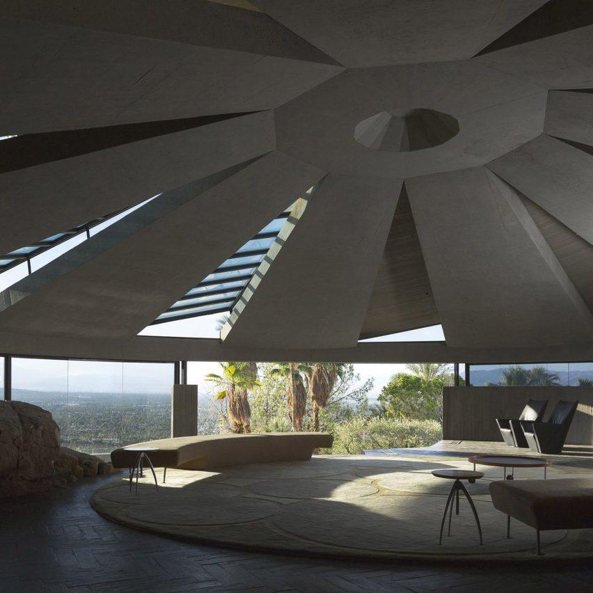 Arthur Elrod House by John Lautner