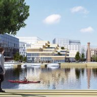 Henning Larsen Architects reveals £400 million Belfast waterfront masterplan