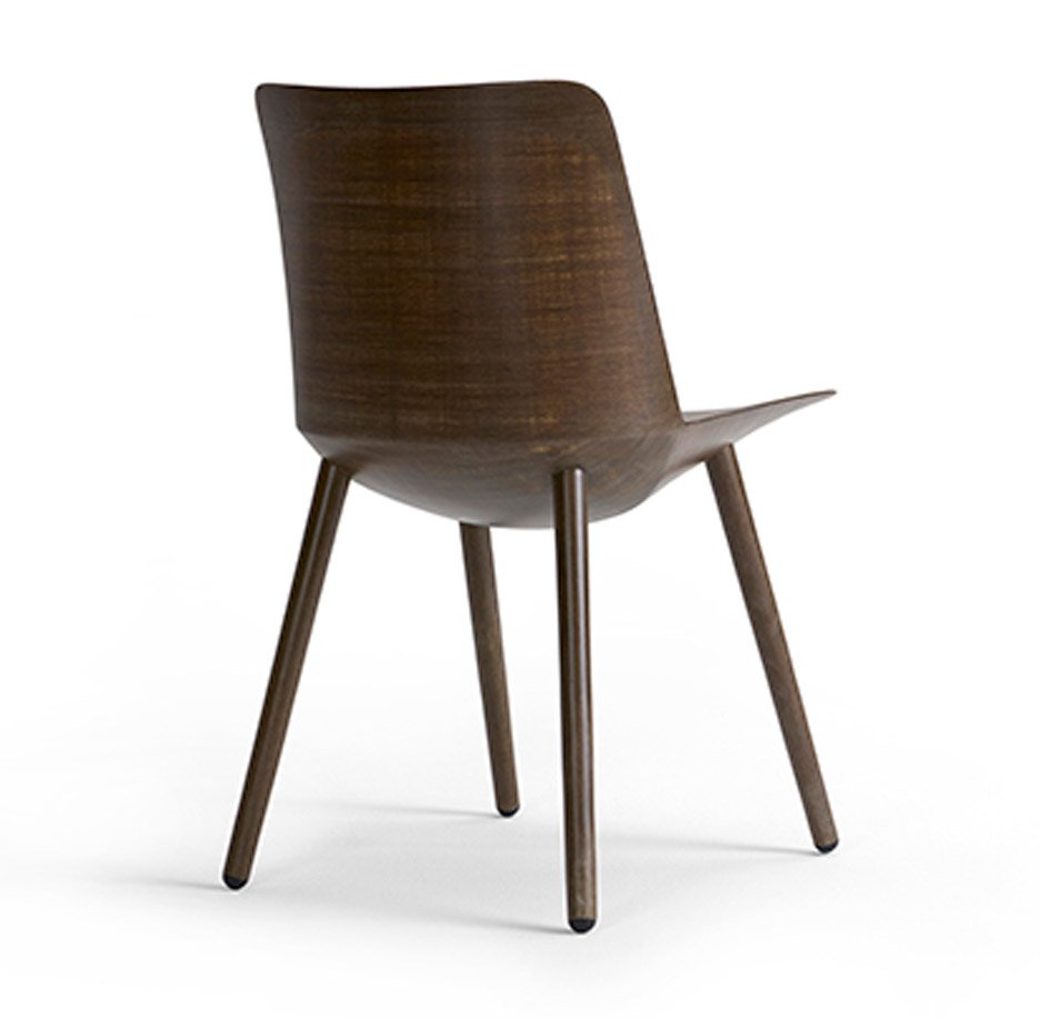 3novices chair made from flax fibres and bio resin named for Product design chair