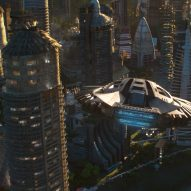 "Black Panther's ""voluptuous"" sets are influenced by Zaha Hadid, says production designer"