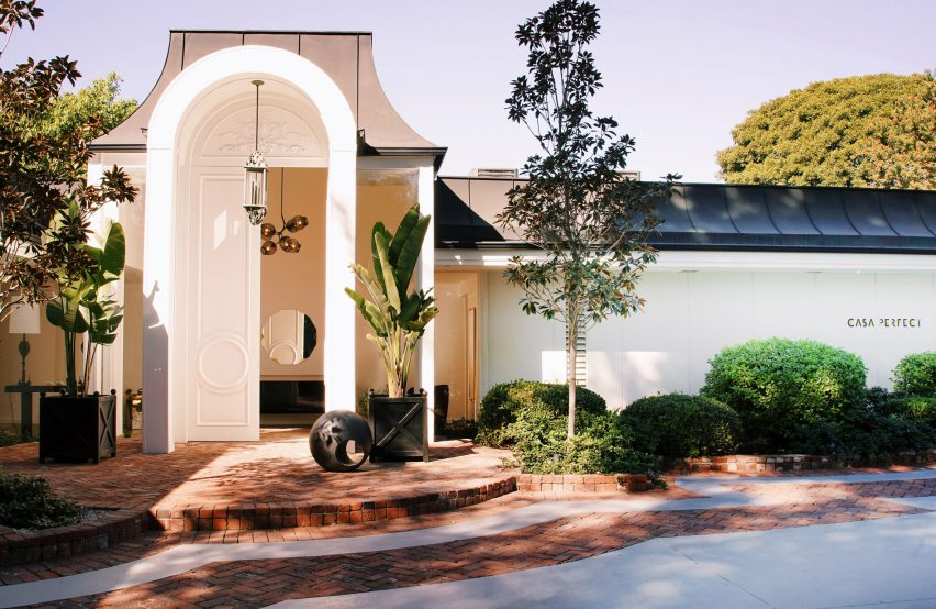 Casa Perfect showroom opens in Elvis Presley\'s former Los Angeles home