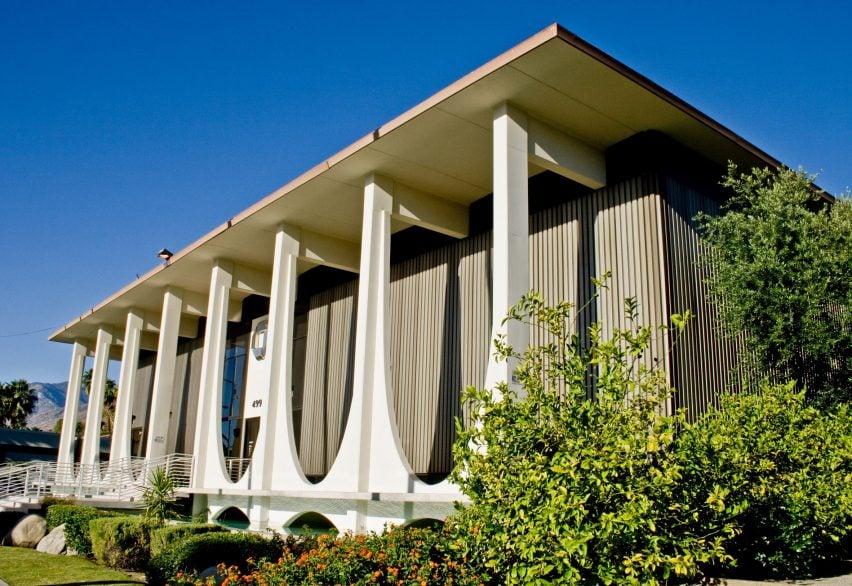 Coachella Valley Savings & Loan by E Stewart Williams