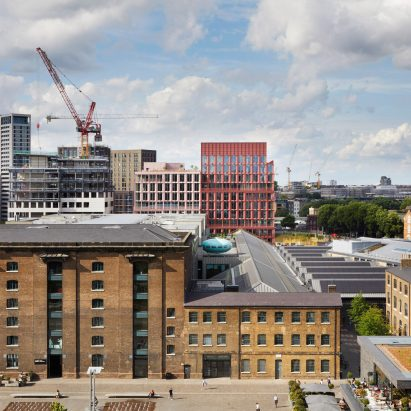 Facebook London HQ is close to finalising terms to create a new office alongside Google at King's Cross.