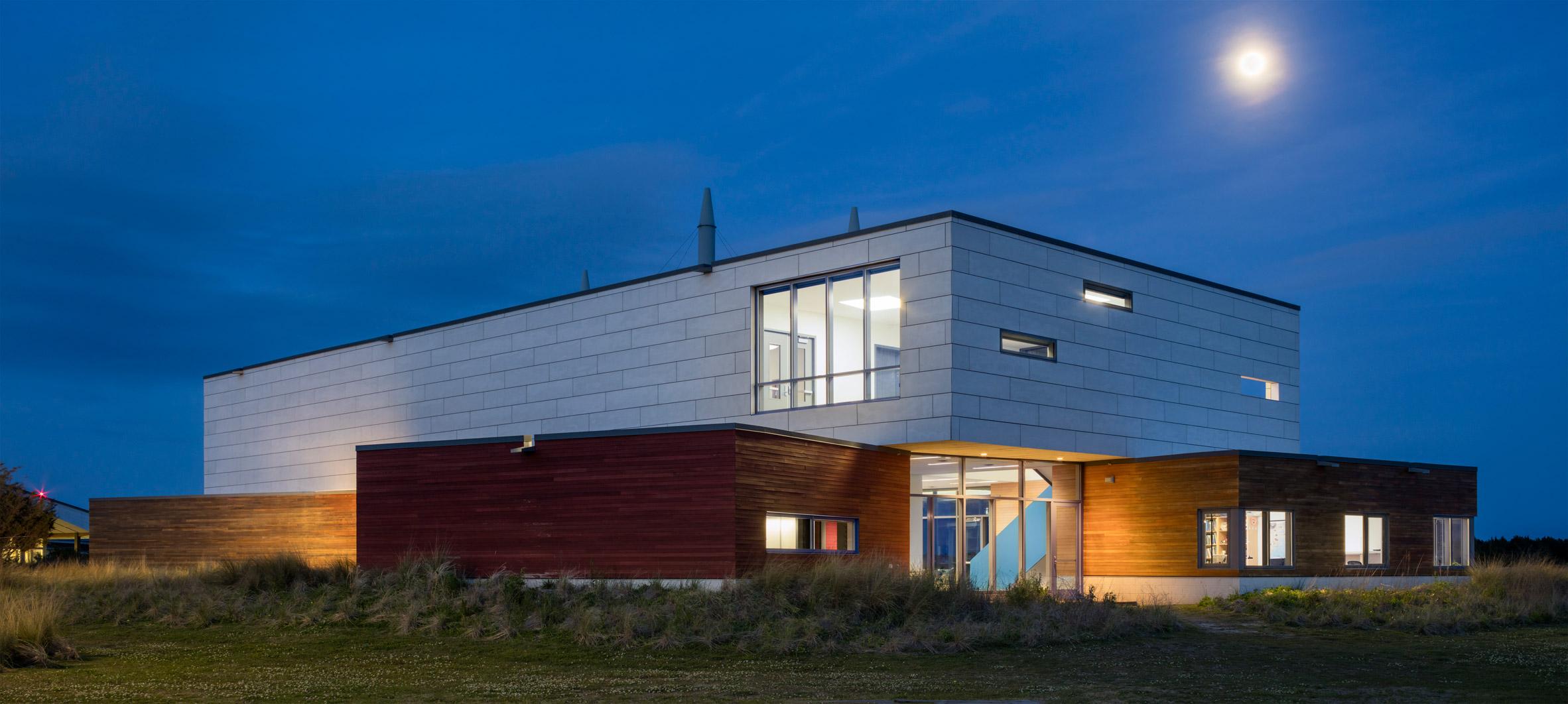 Duke University Marine Lab by GLUCK+ Architecture