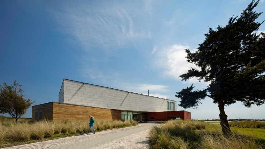 Duke University Marine Lab by GLUCK+ Architecture