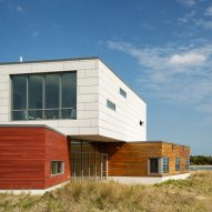 Gluck+ designs coastal laboratory in North Carolina to withstand extreme weather