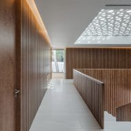 Egypt Embassy in Lisbon by Promontorio Architects