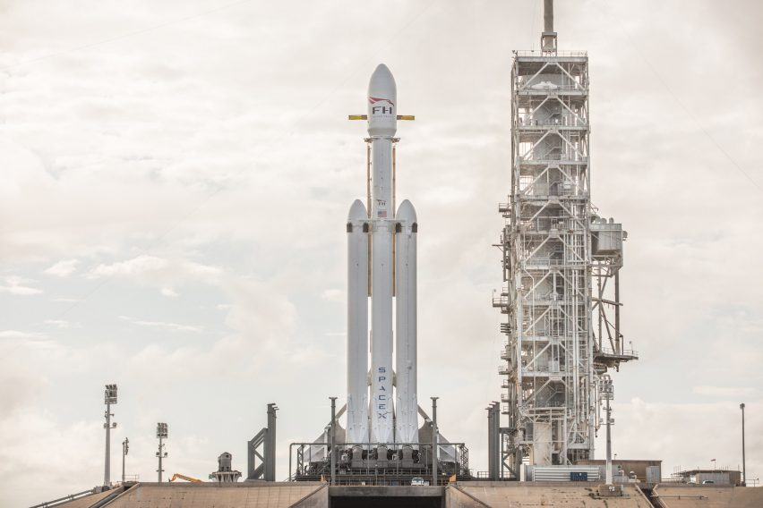 Falcon Heavy launch time: Elon Musk launching his rocket today
