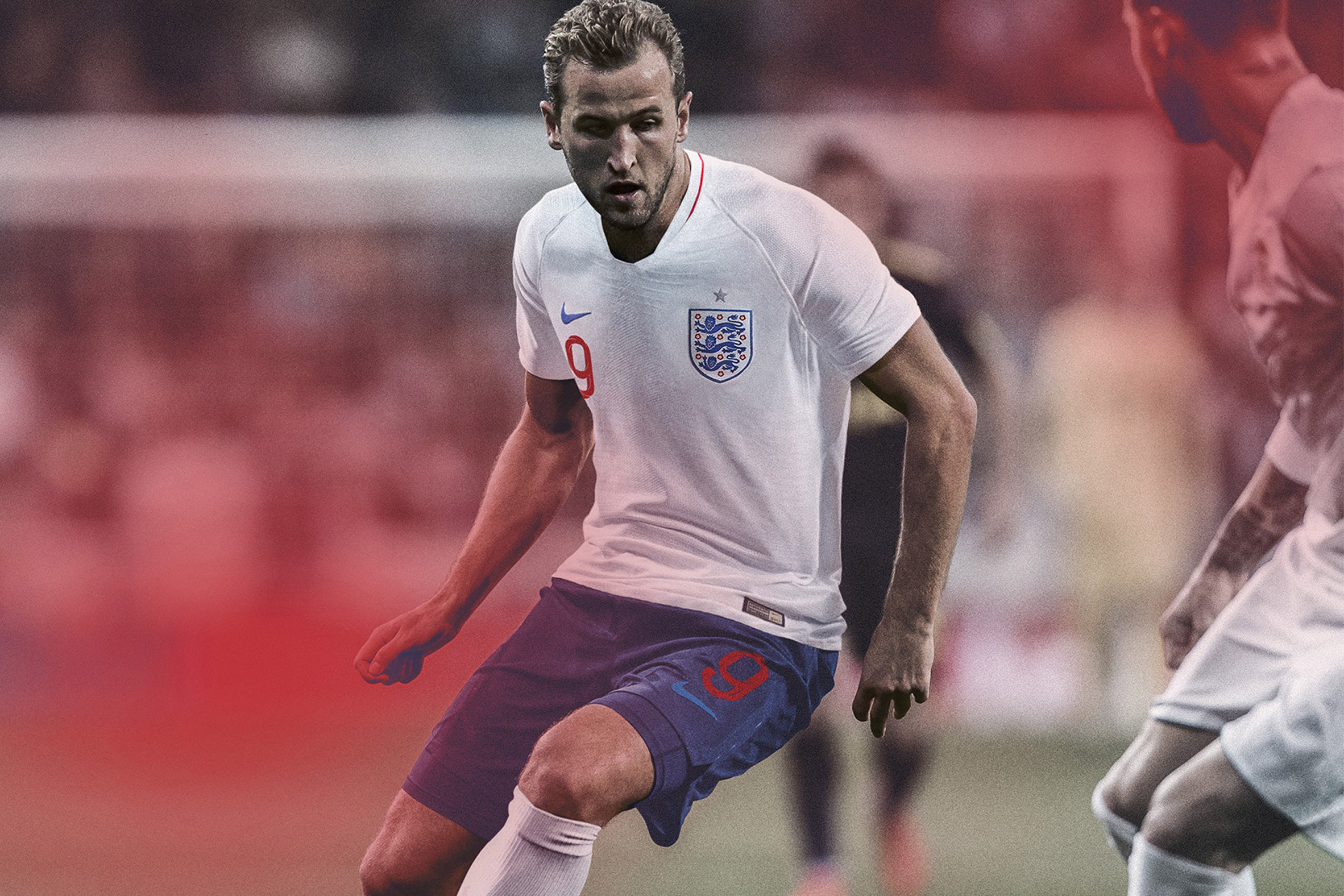 online store 2726f 4e62d Nike unveils World Cup 2018 kits for England and Nigeria