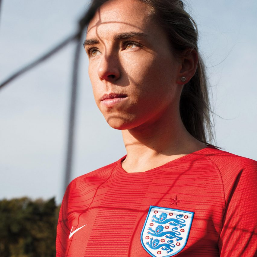 Nike unveils World Cup 2018 kits for England and Nigeria 2f8c60930