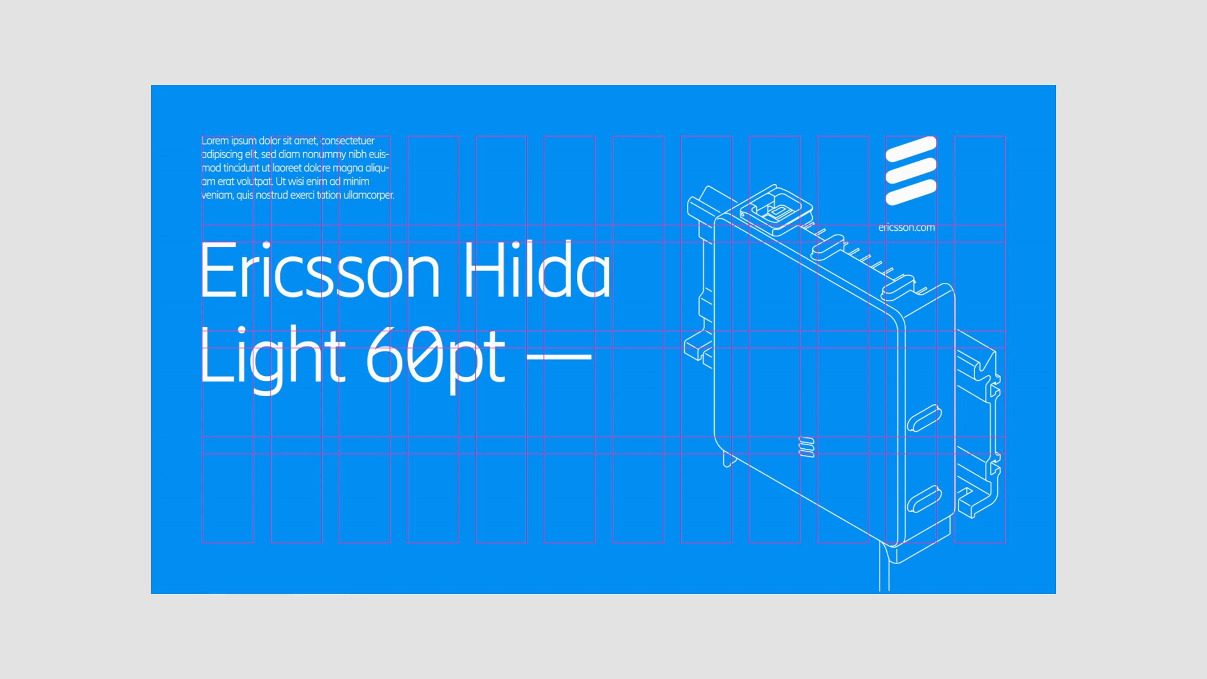 "Stockholm Design Lab creates ""digital-first"" identity for Ericsson"