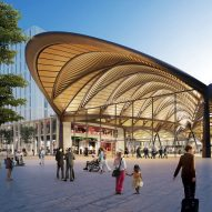 Grimshaw and WilkinsonEyre appointed to design HS2 stations